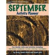Gary Grimm Monthly Planner Series Book, September-December