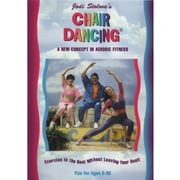 Chair Dancing® A New Concept In Aerobic Fitness DVD