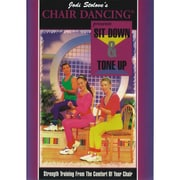 Chair Dancing® DVD Sit Down and Tone Up
