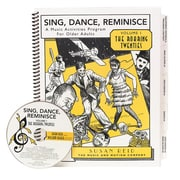 S&S® Sing, Dance, Reminisce Book and CD, Volume 1 The Roaring Twenties
