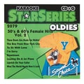S&S® 50's and 60's Female Hits CD