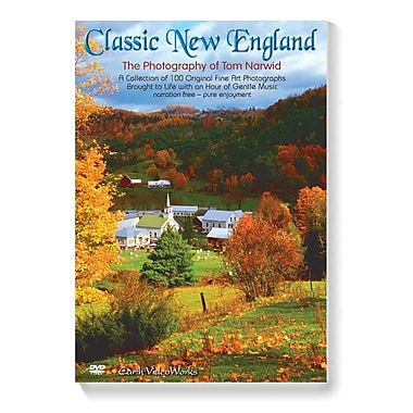 S&S® Classic New England DVD
