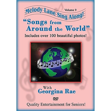 S&S® Songs From Around the World Sing-Along DVD