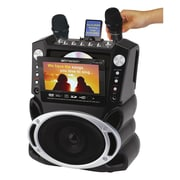 S&S® Portable DVD CDG MP3G Karaoke Player