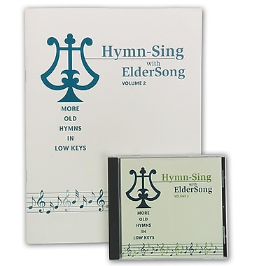 S&S® Hymn-Sing With Eldersong Vol. 2 CD/Book Set