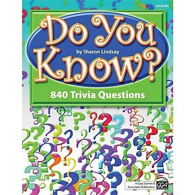 S&S® Do You Know? Trivia Book