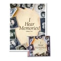 S&S® I Hear Memories Vol. 2 CD/Book Set