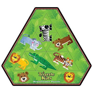 Be Good 13 1/4in. Puzzle Set, Triazzle Kids
