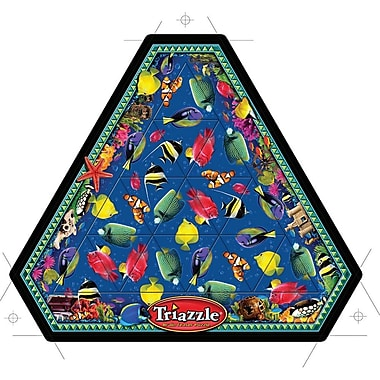 Be Good 13 1/4in. Puzzle Set, Triazzle