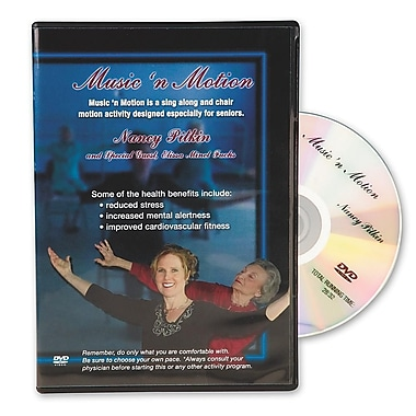 S&S® Music N' Motion Sing-Along DVD