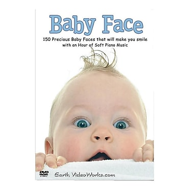 S&S® Worldwide Baby Face DVD