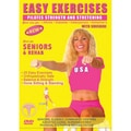 S&S® Pilates Strength and Stretching Easy EXercises With Sunshine DVD