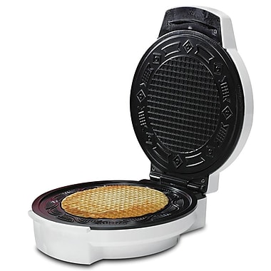 Smart Planet 8in. X 10in. X 4in. Nonstick Waffle Cone Maker