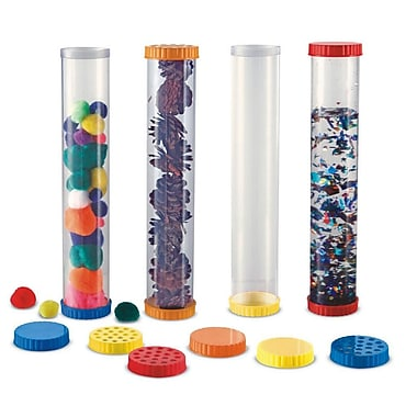 Learning Resources® 12in. X 2 1/2in. Primary Science Sensory Tubes