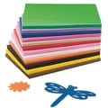 S&S® 9in. X 12in. EVA Foam Sheet, Assorted