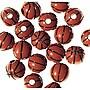 S&S® Basketball Beads Bag, 600/Bag