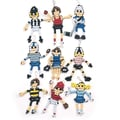 Geeperz™ Beaded Sports Figures Craft Kit, 45/Pack