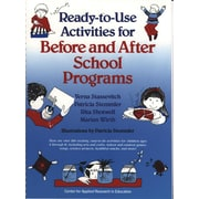 S&S® Ready-to-Use Activities For Before and After School Programs Book