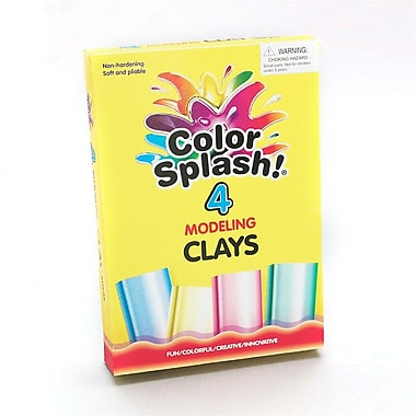 Color Splash® Modeling Clay Stick, 12/Pack