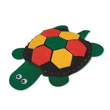 S&S® Allen Diagnostic Module Felt Turtle, 6/Pack