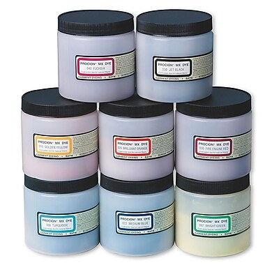 Procion 8 oz. Cold Water Dye, Assorted Colors