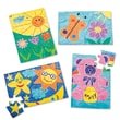 "Geeperz™ Color-Me™ 8"" X 5 1/2"" Puzzle Junior Edition Craft Kit"