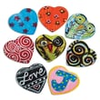 Geeperz™ Heartfelt Magnets Craft Kit, 36/Pack