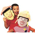 Geeperz™ Let's Pretend Mask Craft Kit, 48/Pack