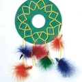S&S® Educraft® Dream Catchers Craft Kit, 24/Pack