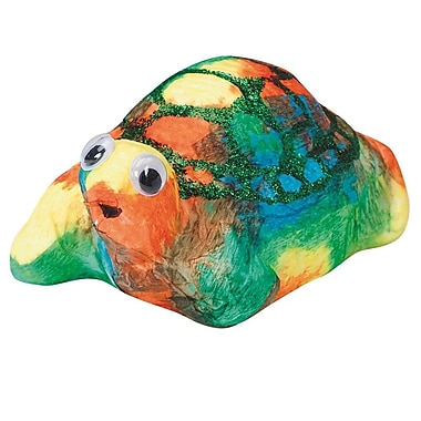 Geeperz™ Sparkle Turtle Craft Kit, 12/Pack