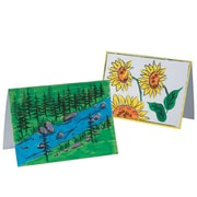 Geeperz™ Send a Note Greeting Cards Craft Kit, 30/Pack