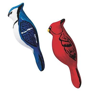 Geeperz™ 3D Foam Bird Craft Kit, 12/Pack