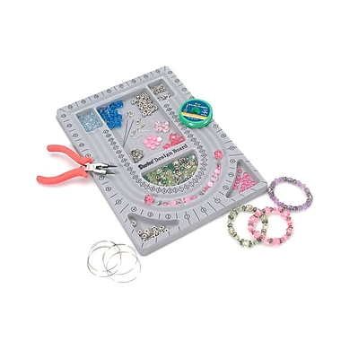 Darice® Silver Jewelry Starter Kit