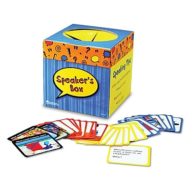 Learning Resources® Speakers BoX