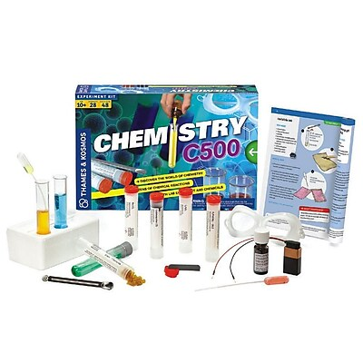 Thames & Kosmos Chemistry C500 Science Kit 12384
