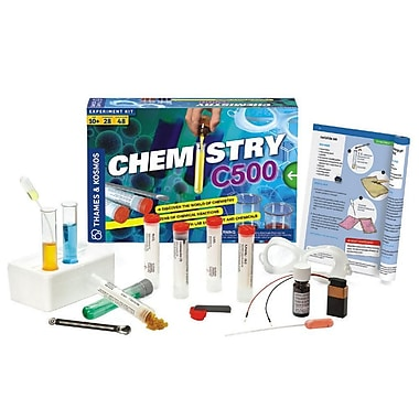 Thames & Kosmos Chemistry C500 Science Kit