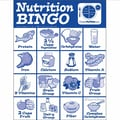 Learning Zone® Xpress™ MyPlate Nutrition Bingo, Grades 7 and Up