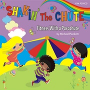 Kimbo® Shakin' The Chute Music CD