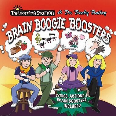 Kimbo® Brain Boogie Boosters Music CD