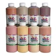 Color Splash® 16 oz. Washable Multicultural Tempera Paint, Assorted Colors