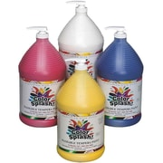 Color Splash® 128 oz. Washable Paint, Assorted Colors