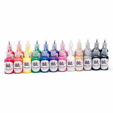 Color Splash® 1 oz. Dimensional Fabric Paint, Assorted Colors