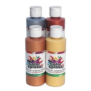 Color Splash® 8 oz. Metallic Acrylic Paint
