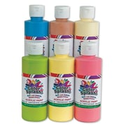 Color Splash® 8 oz. Acrylic Ice Cream Colors Paint