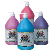 Color Splash® 128 oz. Set C Liquid Tempera Paint