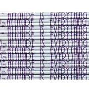 S&S® Motivational Pencil, Attitude Is Everything, 144/Pack