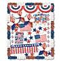 S&S® Patriotic Decorating Kit