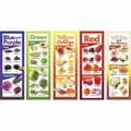Learning Zone® Fruits and Vegetables by Color Poster