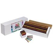 Color Splash® Crayons Plus Pack, 768/BoX