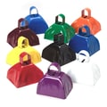 S&S® Cow Bells, Assorted, 12/Pack